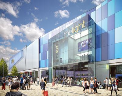 The cinema will reinvigorate Stockport town centre
