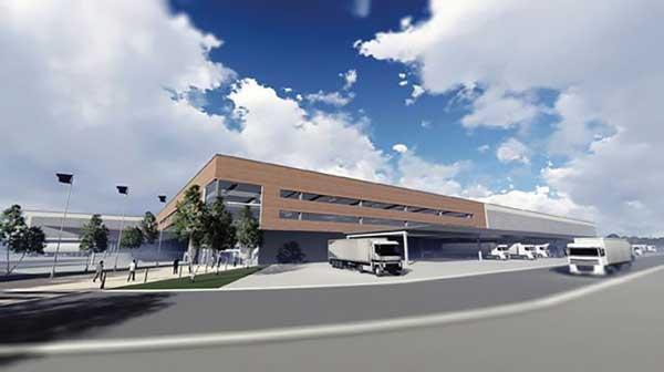 Logistics hub planned by Midlands car manufacturer