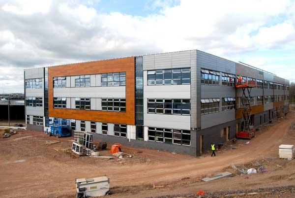 Steel up for Midlothian community asset