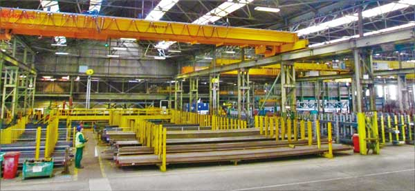 An introduction to steel stockholders