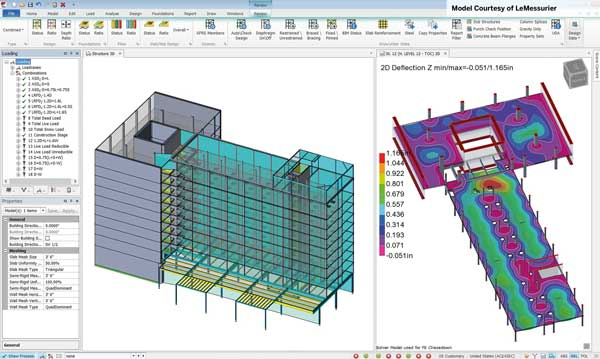 Tekla 2017 software release for the construction industry