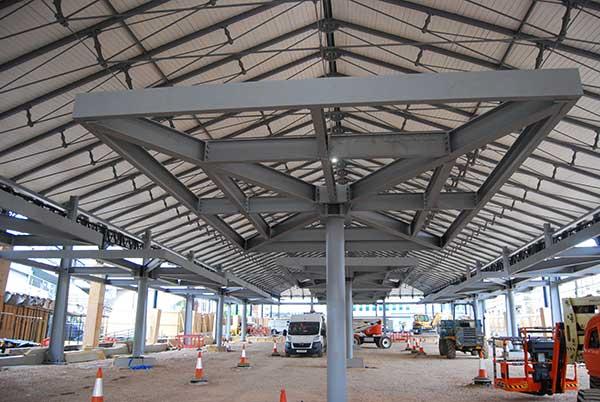 Frame up for Preston Market redevelopment