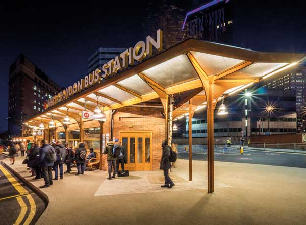 Commendation: West Croydon Bus Station