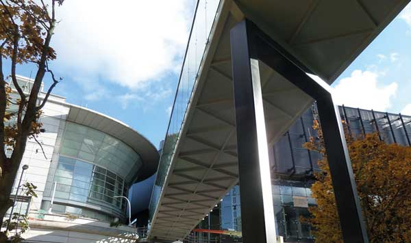 Commendation: Watermark Westquay Footbridge, Southampton