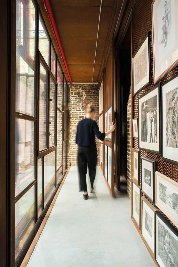 Merit: Layered Gallery, London