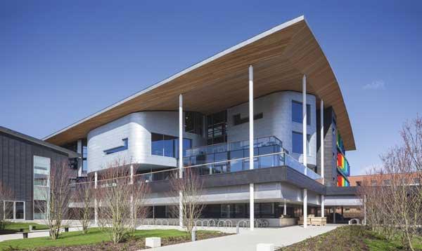 Merit: Maxwell Centre, Cambridge