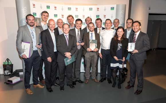 Steel sector's professionalism highlighted at Awards