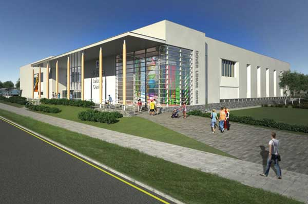 Contractor selected for Dover leisure centre