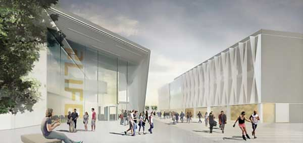 Teesside University plans £300M expansion