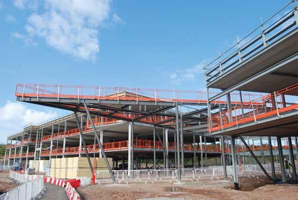 Whitehaven school completes 11-week steel programme