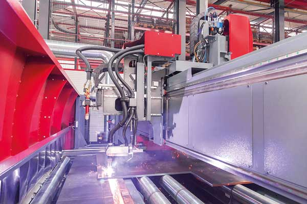 Voortmann launches new improved plate processing machine