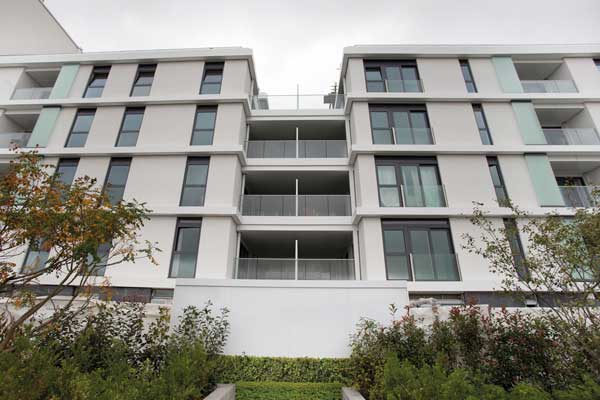 Metsec provides design and walling services to regeneration project