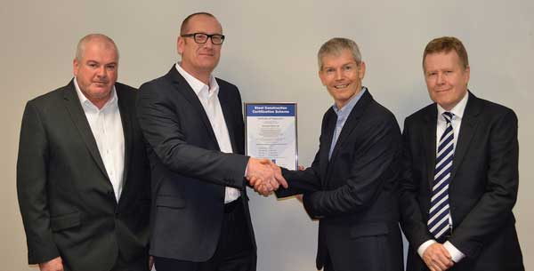 SCCS achieves highways accreditation