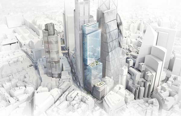 Work starts on City's 50-storey tower