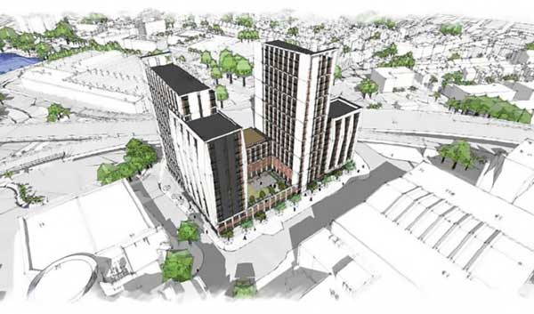 Steel to frame Coventry's tallest building