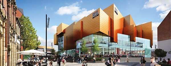 Work to start imminently on £80M Rochdale regeneration scheme