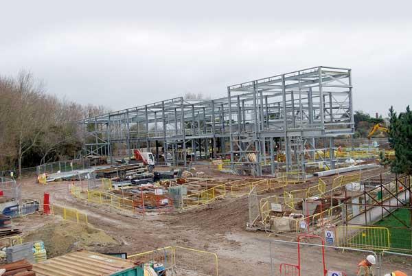 Steel creating new Littlehampton leisure facility