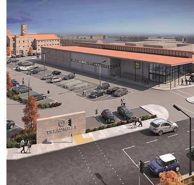 Supermarket to anchor redevelopment of former prison