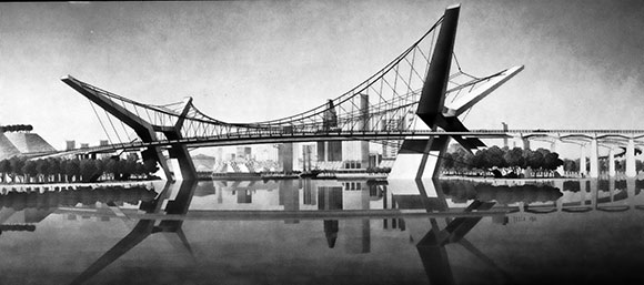 A forward looking concept in bridge design
