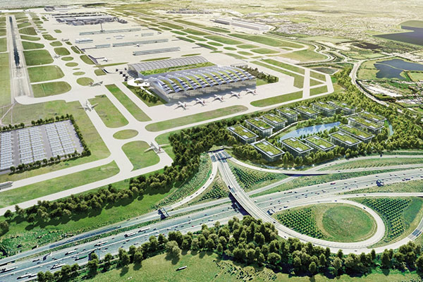 Steel sites longlisted for Heathrow expansion logistics hubs