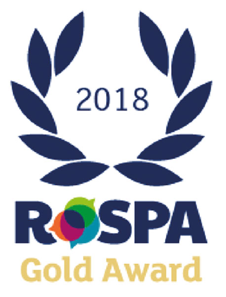 Teesside Beam Mill wins  RoSPA Gold Award for  third successive year