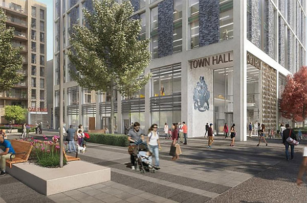 Planning granted for major Crawley scheme