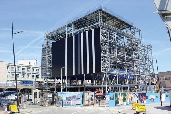Plymouth scheme will transform city centre