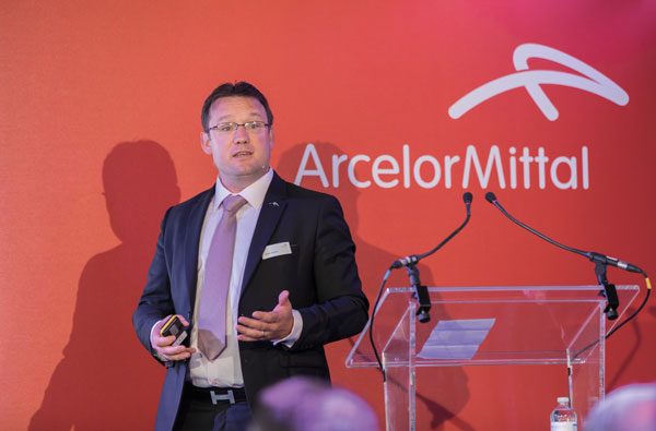 ArcelorMittal launches steel construction industry concept
