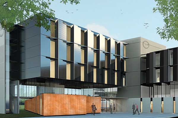 Birmingham hospital gets go-ahead for second steel phase