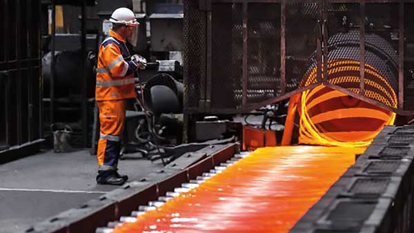 British Steel announces strong profit and investment