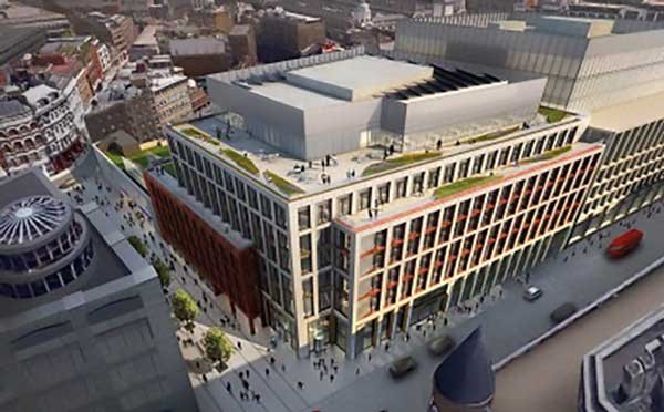 Work to start on Farringdon office scheme