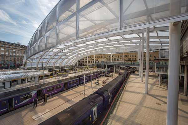 Merit: Manchester Victoria Redevelopment
