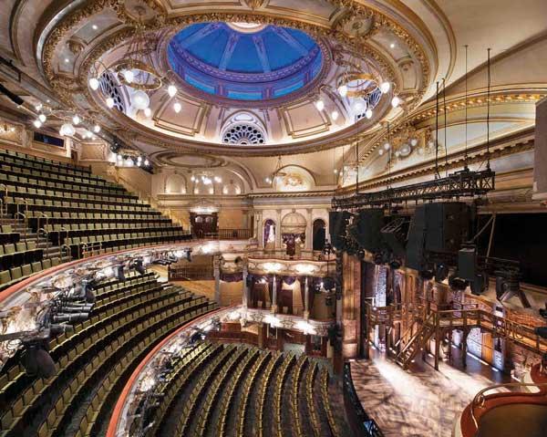 Merit: Victoria Palace Theatre Refurbishment, London