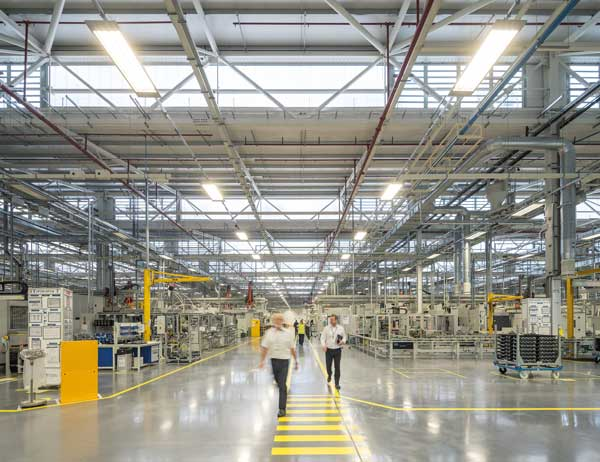 Project of the Year: Jaguar Land Rover Engine Manufacturing Centre
