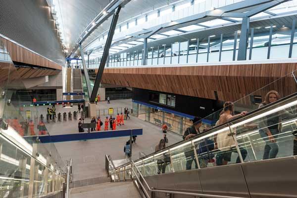 Award: London Bridge Station