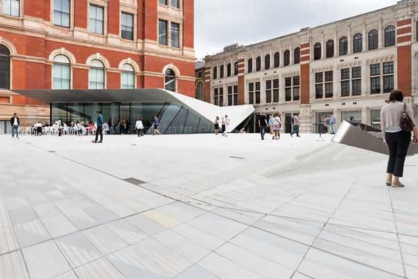 Award: V&A's Exhibition Road Quarter, London