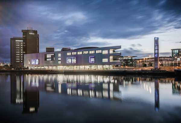Commendation: Belfast Waterfront Conference & Exhibition Centre