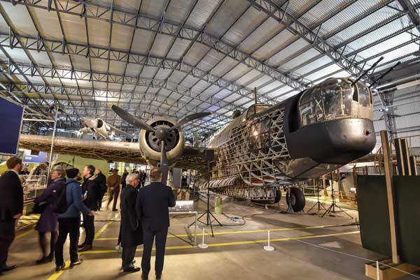 Commendation: Brooklands Museum Aircraft Factory and Racetrack Revival