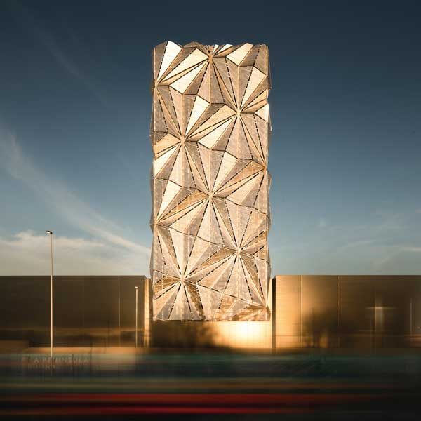 Commendation: The Greenwich Peninsula Low Carbon Energy Centre