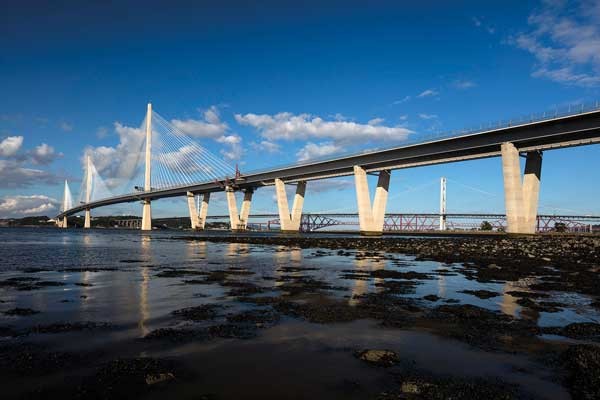 Commendation: Approach Viaduct South, Queensferry Crossing
