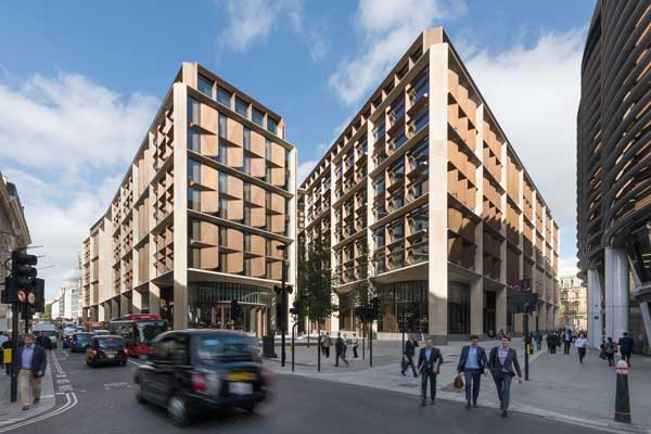 Bloomberg European HQ wins 2018 Stirling Prize