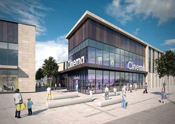 Work starts on Chorley retail and leisure scheme