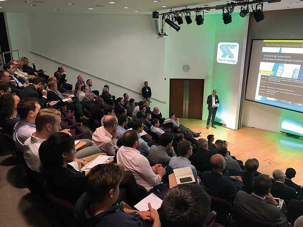 SCI Steel Day highlights construction efficiency
