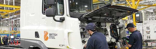 British Steel invests in new distribution fleet