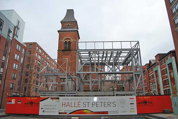 Hallé Orchestra to get new and larger rehearsal space