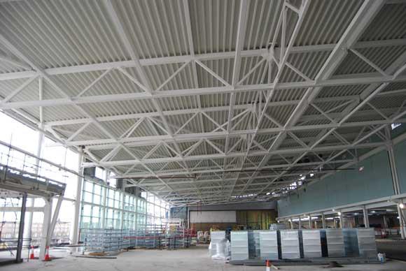 Airport transformation takes flight
