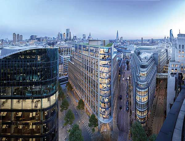 Go-ahead for Farringdon landmark office scheme