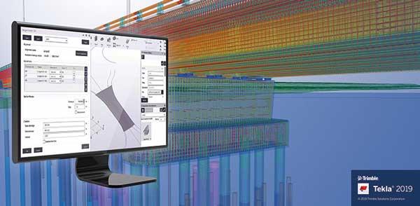 Trimble introduces new Tekla structural BIM software
