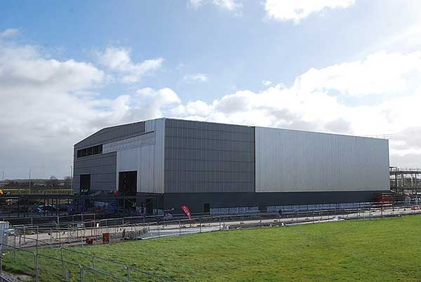 Advanced manufacturing facility lands in Wales