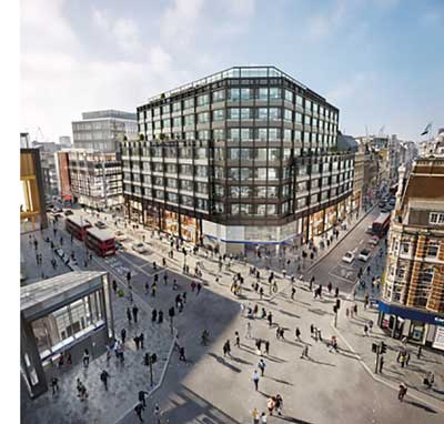 Contracts signed for major Soho mixed-use scheme